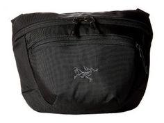 Arc'teryx Maka 2 Waistpack (Black) Travel Pouch