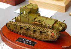 Moson Model Show 2016 – Part 1 (1/35 military modeling) | iModeler