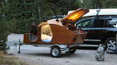 Build Your Own Teardrop Trailer