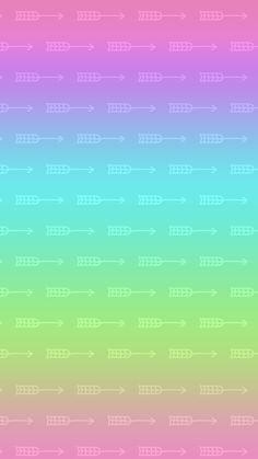 Gradient Ombre Pink Blue Purple Green Wallpaper Hd Hipster BackgroundIphone
