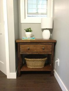 Hallway Table | Do It Yourself Home Projects from Ana White