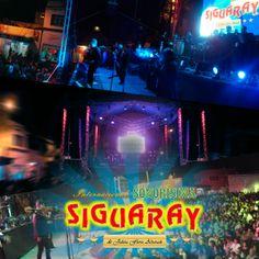 Sonora Siguaray e Iztapalapa en el Baile del Recuerdo.
