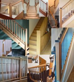 Some Of Our Recent Staircase Refurbishments And Designs
