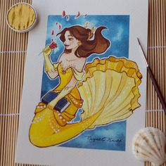 Mermaid Belle ♥ One of my all-time favourites ♥