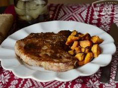 Instant Pot Honey Pork Chops -- leave out maple syrup, add in soy sauce, sub Chinese 5 Spice for the cinnamon and cloves. After cooking, remove chops, and stir corn starch slurry into liquid for an amazing sauce. Adjust salt & pepper to taste. Amazing!!!