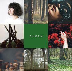 Three Dark Crowns: Arsinoe