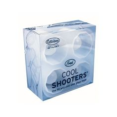Fred Cool Shooters Shot Glass Mold: Amazon.com: Kitchen & Dining
