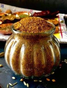 Do try this different #garammasala #bong style #spiceaffairs  Recipe link - https://goo.gl/1OI1I3
