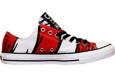 fa8fc9420af10 Converse Chuck Taylor All Star Low Top Dr. Seuss Cat in The Hat White