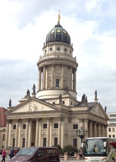Architecture, old building, Berlin Germany