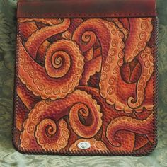 - Leather Work by Simon Norris