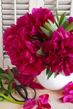 Flowers bouquet pink ana rosa 62 ideas for 2019 Very Beautiful Flowers, Amazing Flowers, Love Flowers, Paper Flowers, Wedding Flowers, Beautiful Things, Peonies And Hydrangeas, Pink Peonies, Murs Roses