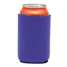 Magnetic Koozie in 4 Colors | Leave it to Southern gals to accessorize their drinks. Bonus: This nifty Koozie sticks to the side of your car during incumbent tailgating. We'll toast to that! | SouthernLiving.com