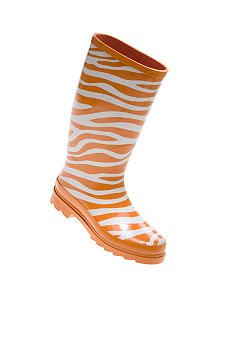 Go Tigers!!!! Now that I'm finally a Clemson Tiger, these will be perfect for those hikes across campus on a rainy day!!!