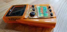 Original Classic Arcade Pac-Man Handheld Game by MGA Entertainment Retro Game Systems, Retro Video Games, Pac Man, Nintendo Consoles, Arcade, Vintage Items, Entertainment, Make It Yourself, The Originals