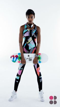 Transcend fitness fashion with the new limited edition 'London Edit' collection from Sweaty Betty