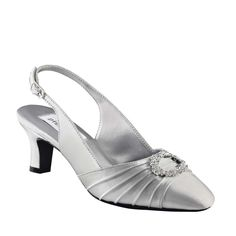 Dyeables Anne Shoes Find them at #BellaSposaBridalAndProm