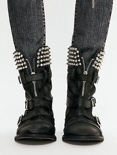 Studded Ryder Boot