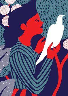 richters:  Dove by Karolin Schnoor