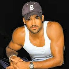 Shemar Moore ...He is one of the most beautiful men on earth..