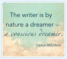 a conscious dreamer . . .