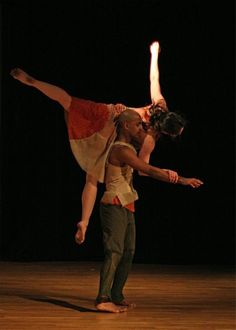 4th Annual International Festival for Contact Improvisation inviting Contemporary Dance
