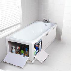 HappyModern.RU | Экраны для ванны (52 фото): виды, материалы, процесс установки | http://happymodern.ru