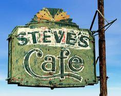 Steve's Cafe, CA
