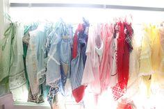 vintage aprons!