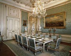House on pinterest for Decoracion rococo