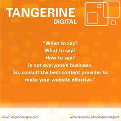 Tangerine Digital