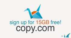 15 GB FREE On-Line Storage! WAHOO! I have dropbox and others, but this is the one I store all my BIG files (like video clips and such for my classes) on. Easy to use, which is a must for me. So happy to have found this.