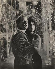 """Buone stelle a tutti...! #AnnaMagnani & #MarlonBrando """"The Fugitive Kind"""". @GiuseppeTurrisi @CleliaMussari @SMGUT"""