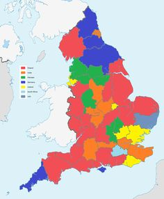 Second most common country of birth in English counties. [[MORE]] UK counted as one country rather than 4 separate ones. With more than 700,00 of them, Scottish born people are actually the most...