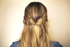 Hair Bow Step 5