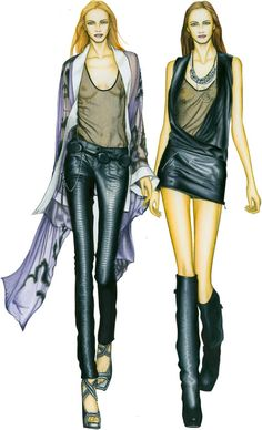 布尔格时装学院-每月最佳服装设计作品展(每月持续更新中~) - 中国最大的艺术留学服务机构