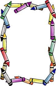 نتيجة بحث الصور عن اطارات للكتابة عليها للاطفال Clip Art Borders Clip Art Preschool Clipart