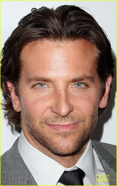 Bradley Cooper- I would do absolutely terrible things to him