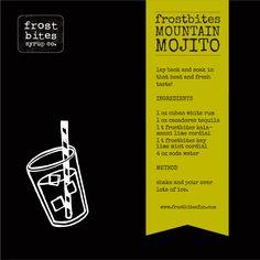 Recipe: Mountain Mojito
