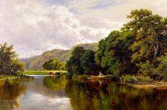 Mestres da Pintura: Henry H Parker