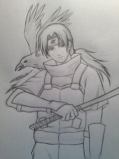 Похожее изображение anime art dibujos de anime, naruto dibujos і dibujos a Naruto Sketch Drawing, Naruto Drawings, Anime Drawings Sketches, Cool Art Drawings, Anime Sketch, Ink Drawings, Easy Drawings, Anime Naruto, Naruto Shippuden Anime