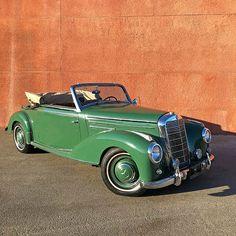 1953 Mercedes