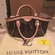 BRAND NEW Medium Size Louis Vuitton Bag Very nice. Medium size. Comes with bag and card. Can't verify authenticity. Gorgeous bag! Louis Vuitton Bags Mini Bags