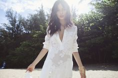"""PACIFIC ESCAPE"" SPRING 2015 — For Love & Lemons"
