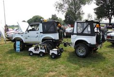 There is Compact, matching Trailer Supported Adventuring and COMPACT! Photo by Dave Van Kreuningen