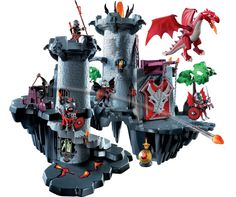 playmobil dragon castle - Cerca con Google