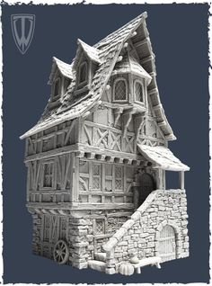 Tabletop World - Townhouse III