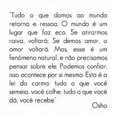 "363 Likes, 5 Comments - Constanza Fernandez (@futilish) on Instagram: ""Bom dia!! ☀️🙌🏻👊🏻 #leidavida #osho"""