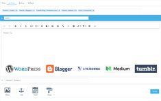 Tüm bloglarınızı tek panel üzerinden yönetin  İçeriklerinizi tek seferde blogspot.com (Blogger), wordpress.com, medium.com, livejournal.com hesaplarınıza otomatik olarak gönderin. Aynı içerğinizi tüm bloglarınıza tek tek girmek için uğraşmayın hemde sitenize ücretsiz backlink sağlayın. Hem zamandan tasarruf edin hemde daha fazla kişiye ulaşın. Tüm bu işlemleri ekstra bir zaman harcamadan yapmak mümkün. Rss adresinizi sitemize tanımlayın biz sizin yerinize ye