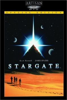 Stargate one of my all time favorite sci-fi movies All Movies, Sci Fi Movies, Action Movies, Great Movies, Space Movies, Awesome Movies, Music Film, Film Movie, James Spader Stargate